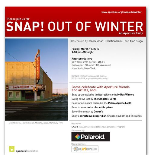 SNAP!+OUT+OF+WINTER+evite