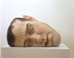 Ron_mueck_mask_ii